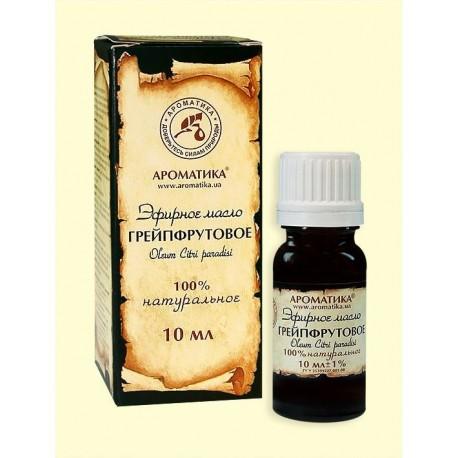Greipfrutų eterinis aliejus 10 ml